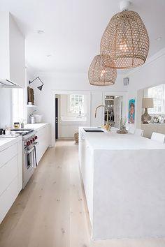 How to Make Your Kitchen Look Like a Million Bucks on a Dime via @MyDomaineAU