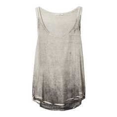 SHADOW PRINT T-SHIRT - T-shirts - Woman - ZARA United States ($19.00) ❤ liked on Polyvore featuring tops, shirts, tank tops, tanks, patterned tops, pattern tank top, patterned shirts, print shirts and mixed print top