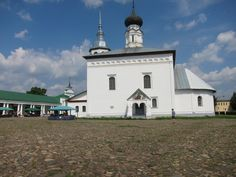 Church at Market Square, Suzdal, Russia