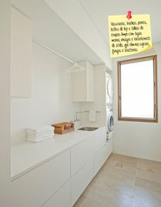Transform your laundry into a beautiful multi-purpose hub – The Interiors Addict – Laundry Room İdeas 2020 Laundry Room Cabinets, Laundry Room Organization, Laundry In Bathroom, Laundry Area, Laundry Closet, Ikea Laundry Room, Basement Laundry, Organization Ideas, Storage Ideas