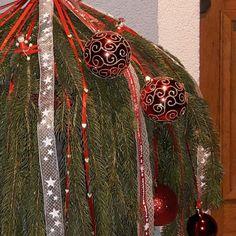 Rote Christbaum Kugeln mit Ornamente Christen, Hair Styles, Beauty, Beleza, Hair Looks, Cosmetology, Hair Cuts, Hairdos, Updos