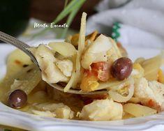 Bacalhau Português cozido no azeite!