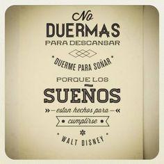 ¡Nos encanta soñar!