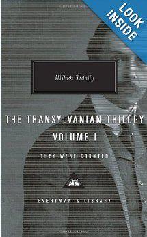 The Transylvanian Trilogy by Miklos Banffy