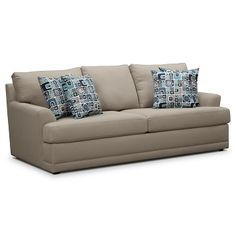 Living Room Furniture-Calamar Stone Sofa