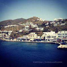 Island of #Naxos, Greece