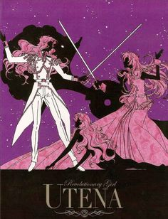 Revolutionary Girl Utena- 10 Anime Series You Need To Watch Before You Die