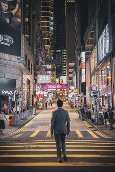 Lan Kwai Fong, Hong Kong central