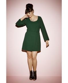 Tunic Dress - Length from 35in  www.simplybe.com