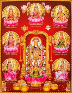 Tirupati Balaji and Ashta Laxmi Shirdi baba bless our home us all with your wealth and prosperity blessings thank you om sai ram bless us all