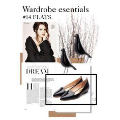 Wardrobe esentials: flats