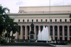 A Philippine landmark  The Manila Central Post Office is the central post office of the city of Manila, Philippines. It is the head office of the Philippine Postal Corporation, and houses the country's main mail sorting-distribution operations.    Designed by Filipino architect Juan Marcos de Guzman Arellano, the post office building was built in neoclassical architecture in 1926.[1] It was severely damaged in World War II, and rebuilt in 1946 preserving most of its original design.