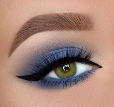 WEBSTA @makeupbyevva  Happy Sunday everyone Human Eye, Eyes