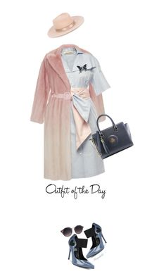 """""""😀 March 14th (Top Set)"""" by ragnh-mjos ❤ liked on Polyvore featuring Walk of Shame, Love Moschino, Maison Michel, Petit Bateau, outfit, topsets and topset"""