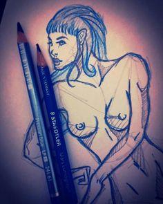 Quick anatomy's sketch.
