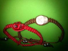 Pulseras calaveras Bracelets, Jewelry, Fashion, Skulls, Bangle Bracelets, Moda, Jewels, Fashion Styles, Schmuck