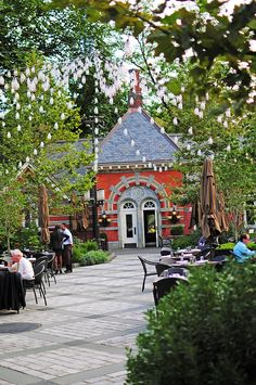 Tavern on the Green – Central Park, NYC                              …