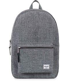 6992e5b66bd Herschel Supply Co. Settlement Raven Backpack