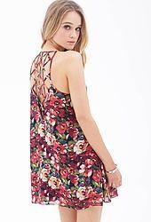 Floral Tela Dress