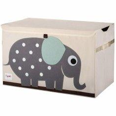 Caisse de rangement Elephant
