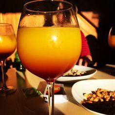 Tequila sunrises