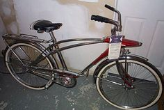 ebf3e919c7464f Vintage Bicycle Picture of the Day  1965 Sears Spaceliner Deluxe