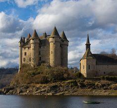 Vicomtés en Limousin : de Limoges, Turenne, Ventadour, Comborn, Rochechouart, Aubusson
