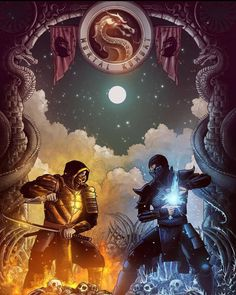 Sub Zero Mortal Kombat, Scorpion Mortal Kombat, Mortal Kombat Art, Mortal Kombat X Characters, Mortal Kombat X Wallpapers, Mortal Kombat Cosplay, Claude Van Damme, Badass Movie, Ninja Art