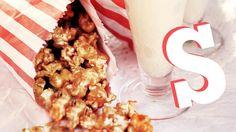 Caramel Popcorn & Shake - #EyeCandySorted (+playlist)