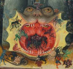 La boca del Infierno –/The mouth of Hell