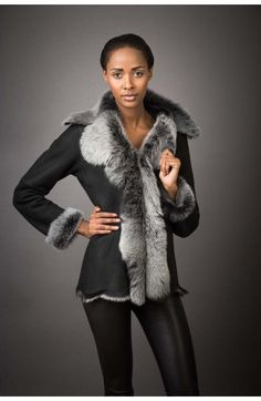 Toscana Shearling Jacket Shearling Jacket, Fur Coat, Leather Boots, Winter Coats, My Style, Workshop, Jackets, Girls, Jewelry
