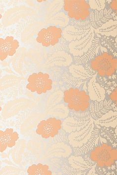 Ash wallpaper in Salmon from the Wild Flora Collection by Anna French Ceiling in closet? Scenic Wallpaper, View Wallpaper, Wallpaper Decor, Anna French Wallpaper, Construction Wallpaper, Sticky Back Plastic, Repeating Patterns, Designer Wallpaper, Wall Murals