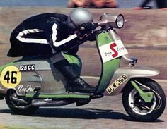 Welcome to Team S Equipe! This web site is dedicated to Arthur Francis 1968 scooter racing team. Vespa Gts, Lambretta Scooter, Vespa Scooters, Scooter Custom, Mod Scooter, Classic Vespa, Hell On Wheels, Motor Scooters, Mode Of Transport