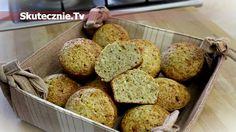 Muffinki z białym makiem i białą czekoladą