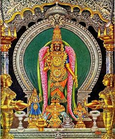 It is tradition to attire the Goddess in Her various avatars during the nine Days Of Navaratri. In South India, Goddess… Indian Goddess, Durga Goddess, Divine Mother, Mother Goddess, Saraswathi Devi, Durga Images, Lord Murugan, Hindu Deities, Hinduism