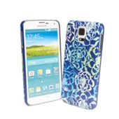 Snap On Case for Samsung Galaxy S 5 in Katalina Blues | Vera Bradley