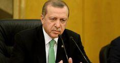 ABDden dönen Erdoğan, ayağının tozuyla gazetecilere çattı