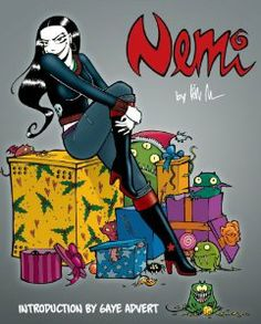 Nemi Volume 4 by Lise Myhre Passion For Life, Hopeless Romantic, Comic Strips, All About Time, Best Friends, Goth, Author, Comics, Graphic Novels