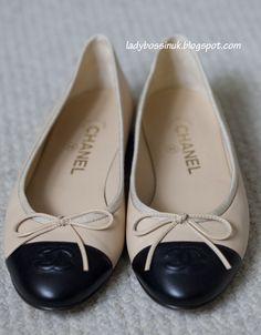 chanel ballerina flats - Google Search