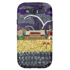 Samsung Galaxy S | Purple Haze 2 | Bondi Beach Samsung Galaxy S3 Cover #zazzle  #zazzlecases  #sequindreamsstudio  #bondi