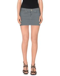 DONDUP Denim skirt. #dondup #cloth #dress #top #skirt #pant #coat #jacket #jecket #beachwear #