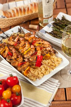 Rub Recipe for Grilled Shrimp | Greg Nesbit Photography gregnesbit.com