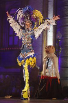 Drag Queen Election Gala 2013 Las Palmas de Gran Canaria.