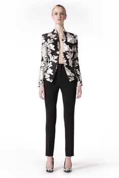 Classy Closets, Embroidered Jacket, High Collar, Shoulder Pads, Size Chart, Product Description, Pants, Jackets, Style