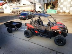 Can Am Atv, Golf Carts, Monster Trucks, Vehicles, Car, Vehicle, Tools