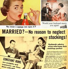 Old School: Vintage Ads We're Glad Are Gone. Great article from WebUrbanist