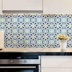 Augusta Tile Stencil - Size: SMALL DIY Home Decor - Reusable Stencils | eBay