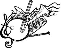 """Marching Band Clipart - Cliparts.co"""""""