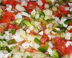 conch salad recipe image for the Florida-Keys-Guide