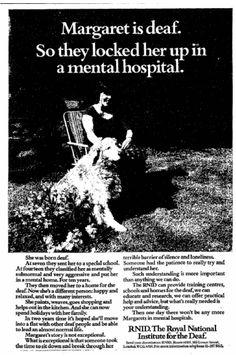 RNID. 1 October, 1979